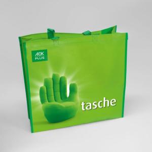 AOK PLUS Handtasche